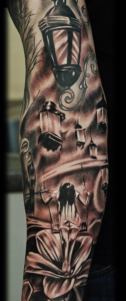 LYSYTATTOO.PL#tatuaż